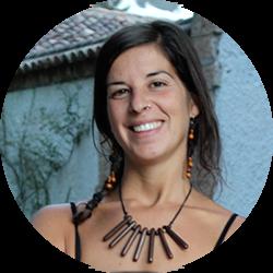 Olga Uclés, centro de yoga en Almería