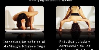 Iniciación al Ashtanga Vinyasa Yoga