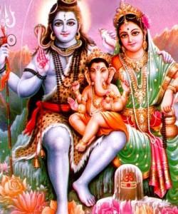 GaneshaFamily