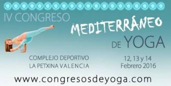 IV Congreso Mediterráneo de Yoga