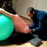 Embarazadas y papás