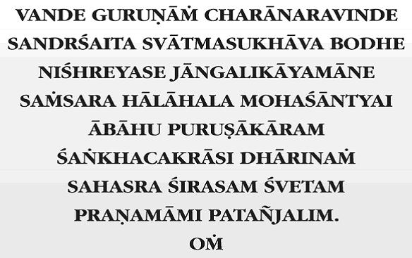 Mantra Ashtanga Vinyasa Yoga
