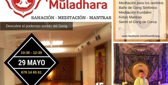 Relajación y meditación con Gong