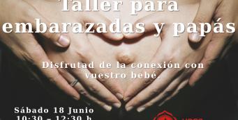 Taller para embarazadas y papás