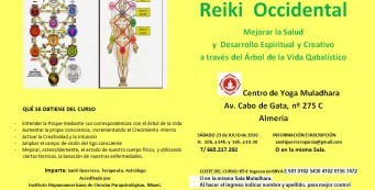 Curso Reiki Occidental