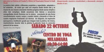 Intensivo de Yoga Dance