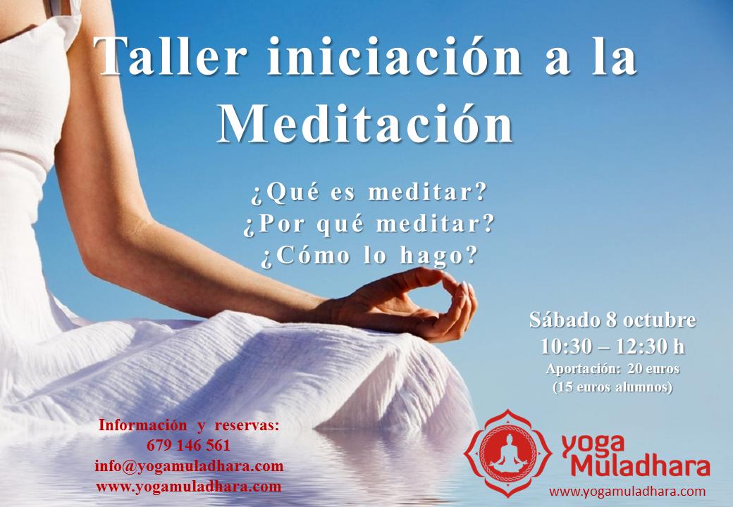 Iniciacion a la meditacion