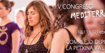 V Congreso Mediterráneo de Yoga – Valencia