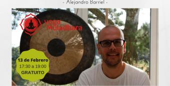 Baño Sonoro con Alejandro Barriel