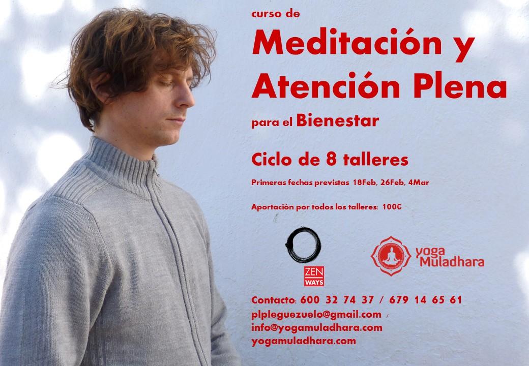 Meditación y Atencion Plena