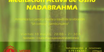 Taller de Meditación Nadabrahma
