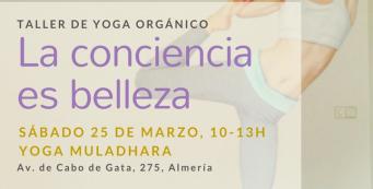 Taller de Yoga Orgánico