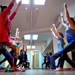 Fotos Taller de Ashtanga Vinyasa Yoga con Nacho Kaleta en Yoga Muladhara, Almería