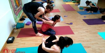 Fotos Taller de Ashtanga Vinyasa Yoga (01-02/04/17)
