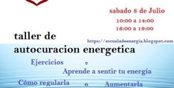 Taller Autocuración Energética