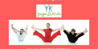 Curso Formación de Yoga para niños