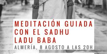 Meditación Guiada con el Sadhu LADU BABA