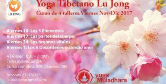 Curso de Yoga Tibetano Lu Jong