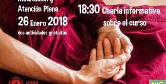 Charla Gratuita Meditación (Mindfulness)