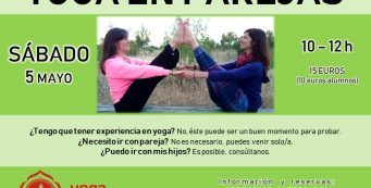 Taller de Yoga en Parejas