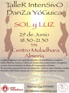 Danza Yoguica
