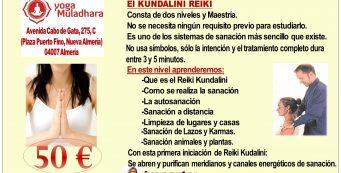 Curso de Reiki Kundalini Nivel 1