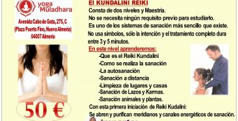 Curso Reiki Kundalini Nivel 1