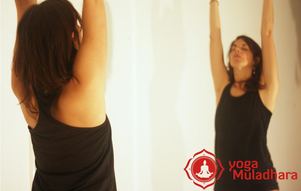 Clases de Shakti Yoga en Almeria. Olga Ucles
