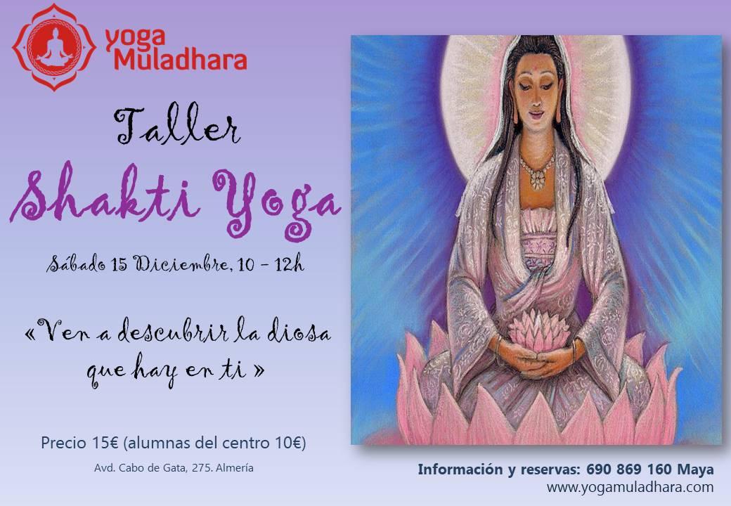 Taller de Shakti Yoga