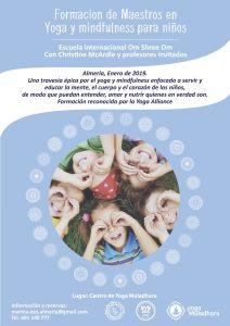 Maestros Yoga y Mindfulness para niños