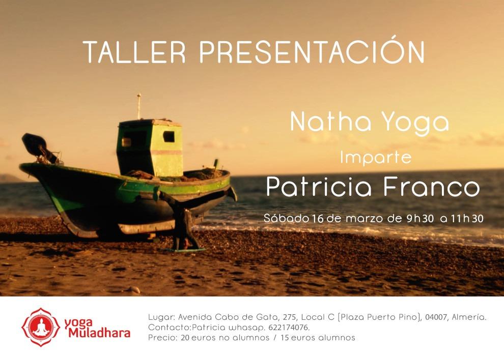 Taller de Natha Yoga en Almería