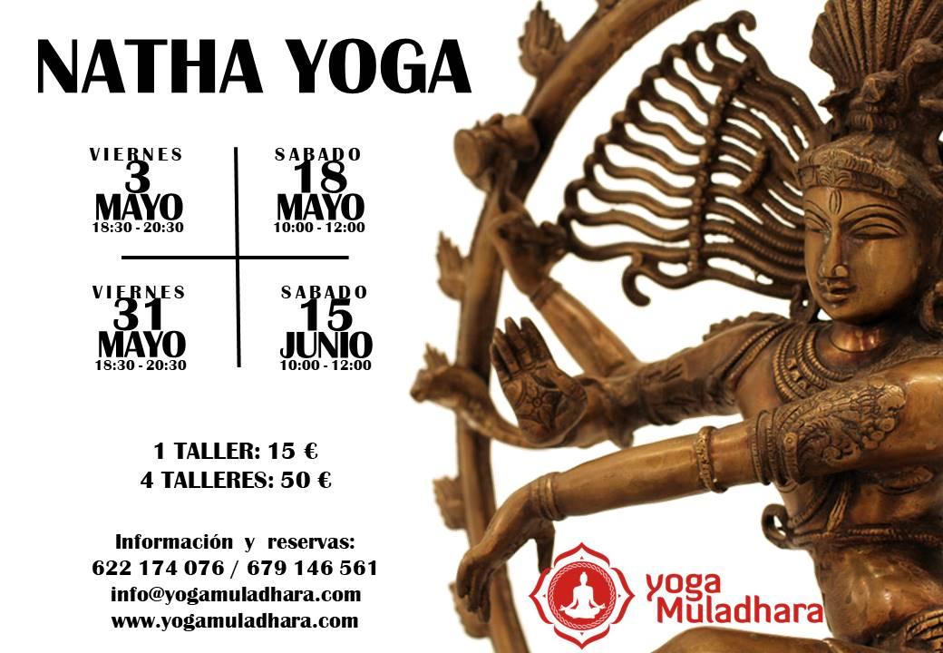 Talleres de Natha Yoga