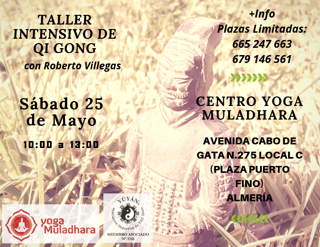 Intensivo de QiGong en Yoga Muladhara