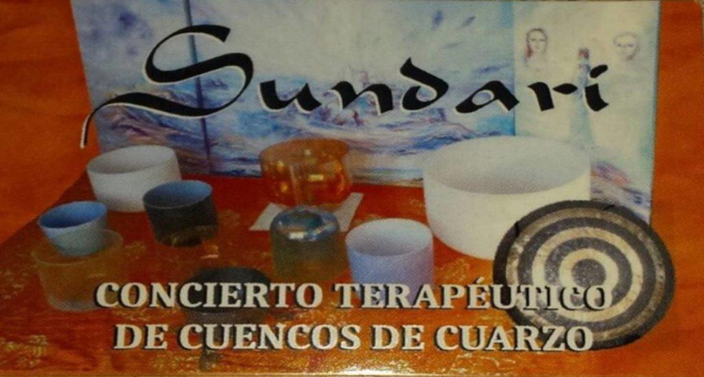 Concierto Terapéutico de Cuencos de Cuarzo Sundari