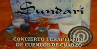 Concierto Terapéutico de Cuencos de Cuarzo