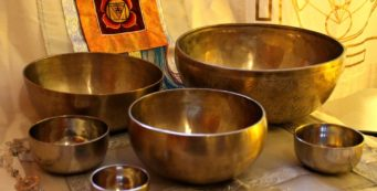 Taller de Cuencos Tibetanos