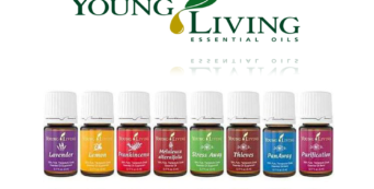 Descubre los aceites Young Living