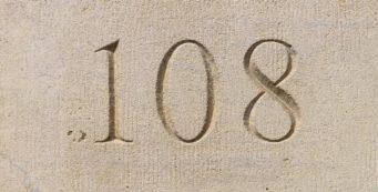 El número 108
