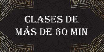 Protegido: CLASES DE MÁS DE 60 MIN