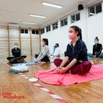 Yoga en la Universidad de Almería