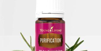 Purification, Mezcla de aceites esenciales