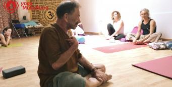 Ian Lewis, Yoga Workshop